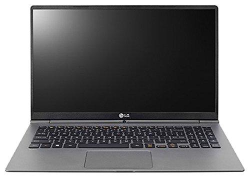 "LG 15Z970 - Portátil de 15.6"" Full HD (1 kilo, batería de 15.2h, Intel i7 7500U, 8 GB RAM, 256 GB SSD, Windows 10 Home 64) Plateado oscuro - teclado retroiluminado QWERTY español"