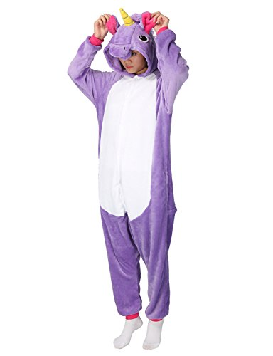 pyjama kigurumi licorne violet pas cher pyjama kigurumi licorne. Black Bedroom Furniture Sets. Home Design Ideas