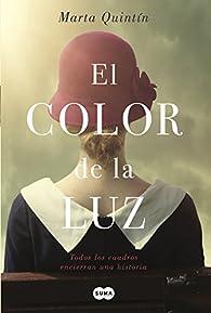 El color de la luz par Marta Quintín Maza