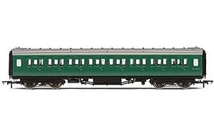 Hornby R4834 BR Ex SR Maunsell Corridor 2nd Class Coach
