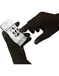 Touchscreen Gloves for iPhone, iPad and all Apple Touch Screen Devices. By Easy Off Gloves.