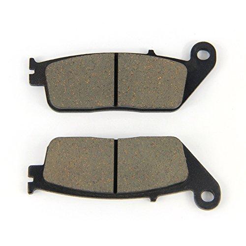 SOMMET 1 Paar Motorrad Bremsbeläge Hinten für Honda GL 1500 CV/CW/CX/CY/C1/C2 (F6C) (1997-2003)