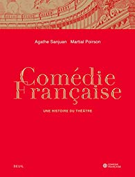 Comédie Française par Agathe Sanjuan