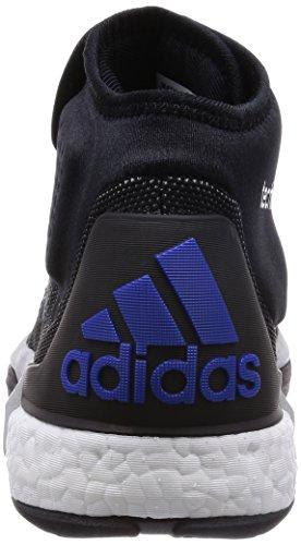 ... adidas Herren Lauflernschuhe Sneakers, Blau Schwarz Blau Weiß ... 856d89ba41