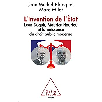 L'invention de l'Etat