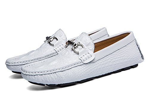 TDA , Sandales Compensées homme Blanc
