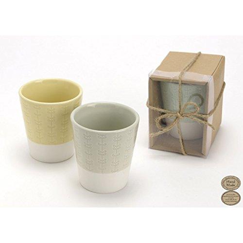 Amadeus - Coffret 3 Mugs Celadon Amadeus