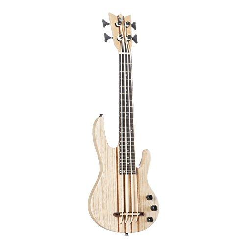 MEB1/NA Electric Bass Ukulele Natural