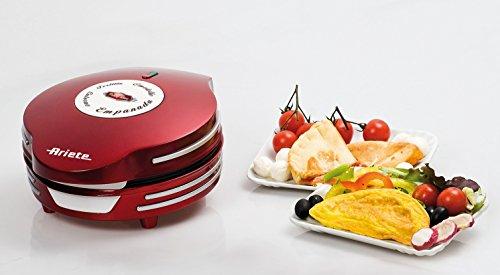 41UjD04vwGL - Ariete 182 Omlet Maker from Ariete-182, 700 W, red