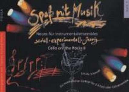 CELLO ON THE ROCKS 2 - arrangiert für Violoncello - Ensemble [Noten / Sheetmusic] Komponist: SCHMIDT URSULA aus der Reihe: SPASS MIT MUSIK 7 (Spaß Mit Komponisten)