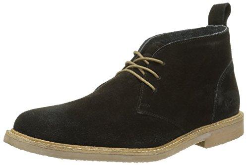Kickers Tyl, Chaussures Lacées Femme Noir