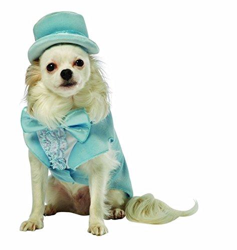 Rasta Imposta 4925-XL Dumm und dümmer Harry Blauer Smoking Hunde-Kostüm (XL) (Dumm & Dümmer Kostüm)