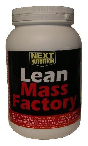 Hyper  Mass 35 Proteine Aumento Massa Muscoli con Creatina, Gusto Cacao gr1000