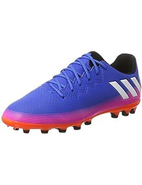 adidas Messi 16.3 AG J, Botas de fútbol para Niños