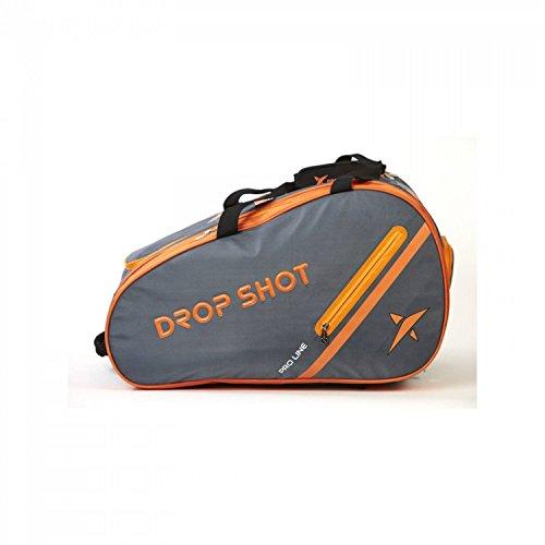 DROP SHOT – Dimas, Color Naranja,Gris