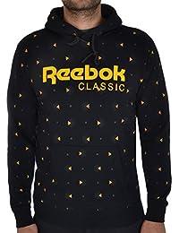 Reebok - Sweat-shirt à capuche - Manches Longues - Homme