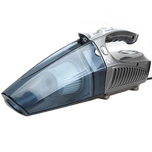 MIAO@LONG Tragbar Auto-Staubsauger Mit LED Lichtsystem Kann Geben Auto Reifen Aufblasbar Kann Reifendruck Messen