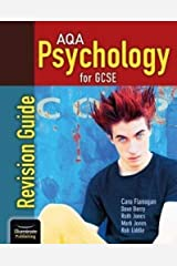 AQA Psychology for GCSE: Revision Guide Paperback