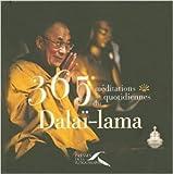365 méditations quotidiennes du Dalaï-Lama de DALAI-LAMA ( 23 mai 2005 )