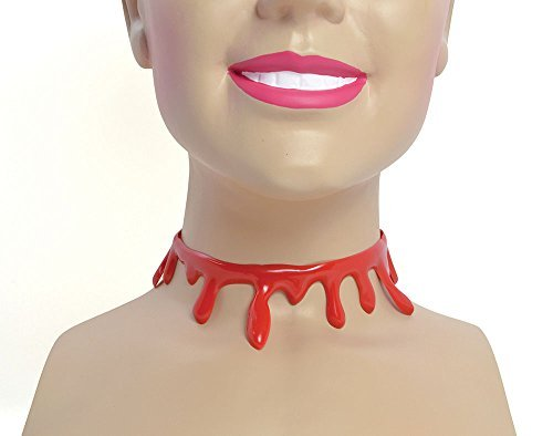 Bloody Drip Necklace
