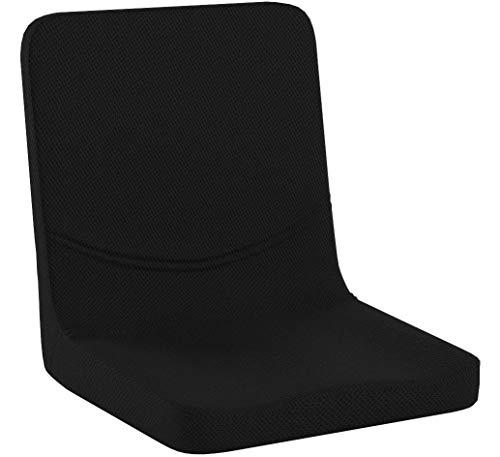 bonmedico All-in-One Comfort Cushion, Ergonomisches Sitzkissen & Rückenkissen aus hochelastischem Schaumstoff ideal als ergonomisches Sitzkissen für Bürostuhl & zu Hause