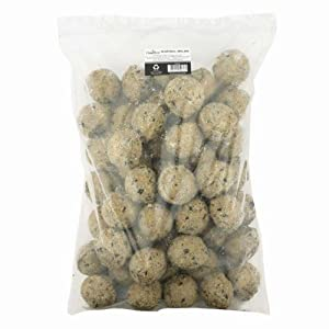 Chapelwood Suet Balls 50 Refill Bag by Chapel Wood