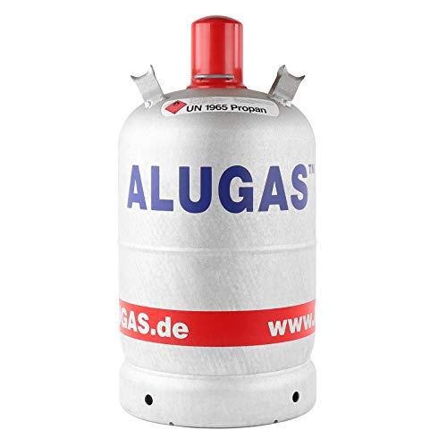 Alugas 11 Kg Propangasflasche, Gasflasche für Camping leer ️