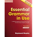 Essential Grammar in Use 3rd Edition / Edition with answers
