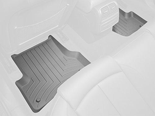WEATHERTECH Fußmatten 460666 MAZDA3, Grau Weathertech Fußmatten Mazda3