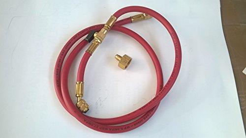 Tubo flex 1/4–5/16+ racc 7/8–1/4bombona refrigerante para conexión Climatizador