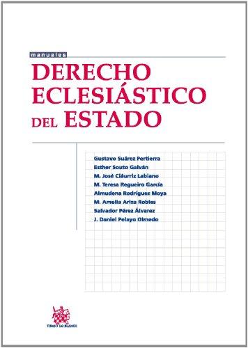 MANUAL DERECHO ECLESIASTICO EBOOK DOWNLOAD