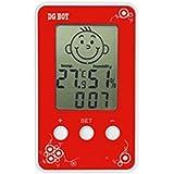 dg-4100/R Digital termómetro tiempo higrómetro dg4100rojo