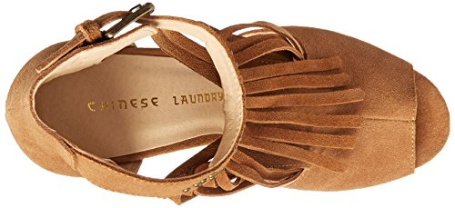 Chinese Laundry, Damen Stiefel & Stiefeletten Camel