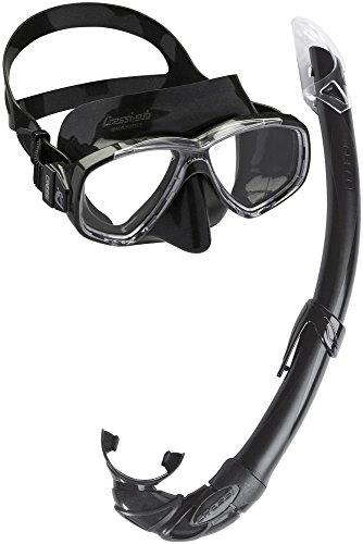 Máscara y snorkel más vendidos