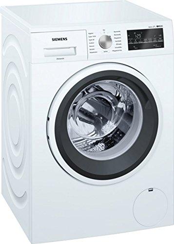 Siemens iQ500 WM14T411 Waschmaschine / 7,00 kg / A+++ / 122 kWh / 1.400 U/min / Schnellwaschprogramm / Nachlegefunktion / Hygiene Programm /
