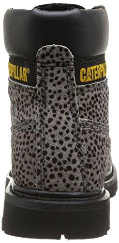 Caterpillar - Colorado, Stivali Chukka da donna Grey/Black