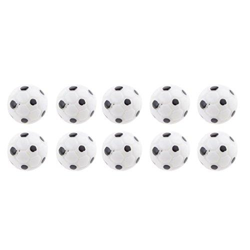 Philna12scala 1: 12miniatura calcio palloni da calcio accessori per casa delle bambole