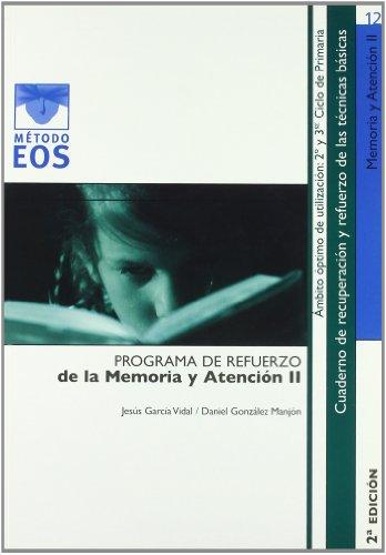 Memoria y Atención II (Método EOS)