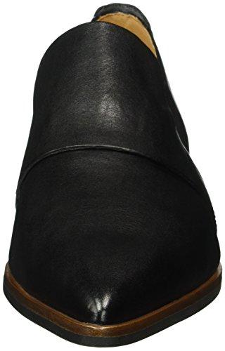 Ecco Caspar, Moccasins Femme Noir (BLACK1001)