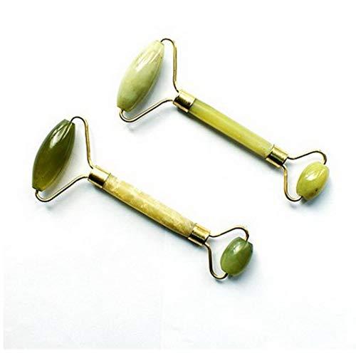 TOSSPER New Royal Jade Roller Gesichtsgesichts-Neck Massager-Schönheits-Werkzeug - Für Räder Royal Roller Roller