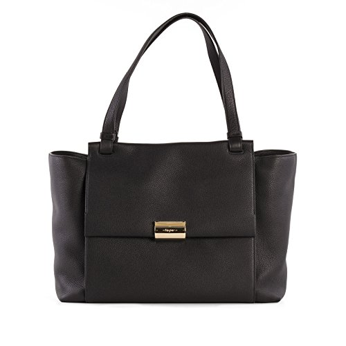 Salvatore-Ferragamo-Womens-0647152-Black-Leather-Shoulder-Bag