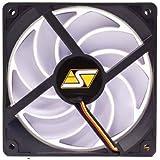 Swiftech Helix Ventilateur de Boîtier 1500 rpm Noir