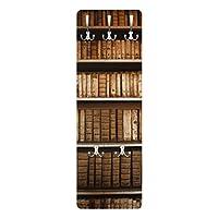 Coat Rack - Old Archive 139x46x2cm, coatrack, wall coat rack, coat hooks, wall mounted coat rack, clothes rack, coat stand