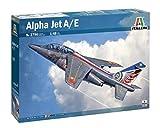 Italeri Maquette Avion Alpha Jet A/E 2796 - 1/48