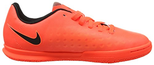 Nike Magista X Ola Ii Ic, Chaussures de Football Mixte Enfant Rouge (Total Crimson/black-brght Mango)