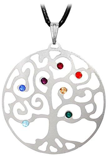 kaltner-prasente-geschenkidee-lederkette-fur-damen-und-herren-mit-edelstahl-schmuck-amulett-glucksbr