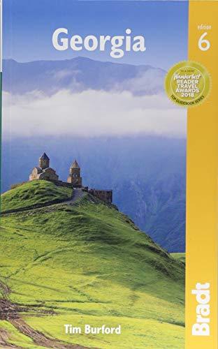 Georgia (Bradt Travel Guides) por Tim Burford