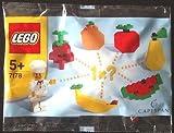LEGO CITY - 7178 seltenes PROMOTION SET von 2007 - CHEF KOCH - Rarität, denn dieses Set gab es niemals im normalen Handel zu kaufen
