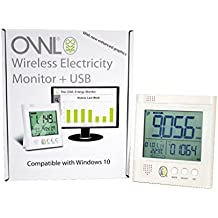Owl USB Wireless Electricity Monitor Misuratore di risparmio di energia