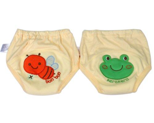 BONAMART ® 2 Stück Baby Junge Mädchen Kids Trainerhosen Unterwäsche 80cm